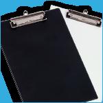 Klemmbretter und Schreibmappen